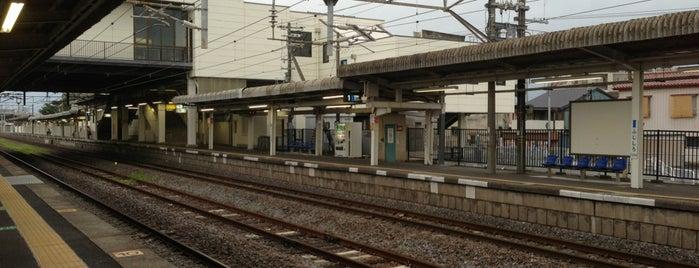 Fujishiro Station is one of JR 키타칸토지방역 (JR 北関東地方の駅).