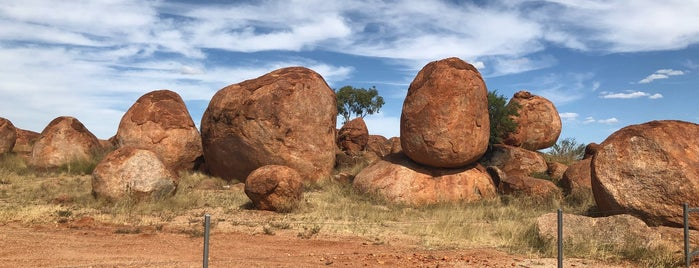 Devils Marbles Conservation Reserve is one of Andreas : понравившиеся места.