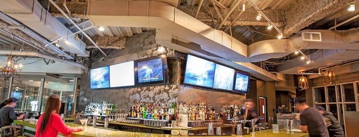 Republic Kitchen & Bar is one of สถานที่ที่บันทึกไว้ของ Tasha.