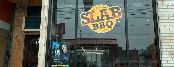 The Original Slab BBQ is one of BBQ.