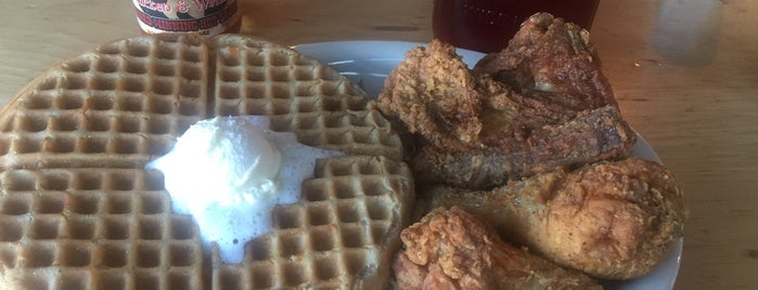 Lo-Lo's Chicken & Waffles is one of Phoenix to-do list.
