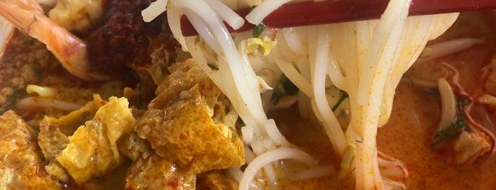Wei Yi Laksa & Prawn Noodle is one of Singapore '15.