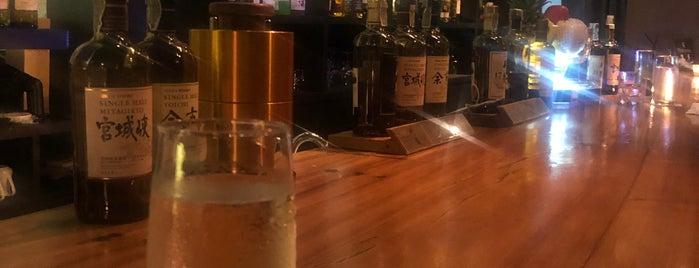 YOICHI (Nikka Bar & Restaurant) is one of Speakeasy.