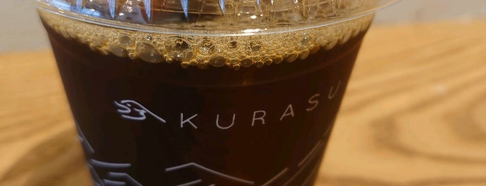 Kurasu is one of To drink Japan.