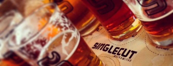 SingleCut Beersmiths is one of Astoria!.