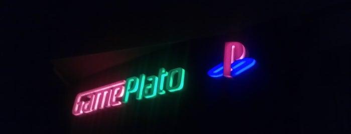 Game Plato is one of İstanbul Etiket Bonus Mekanları Anadolu Yakası.