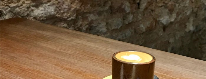 Ome by Spacebar Coffee is one of Need to try.