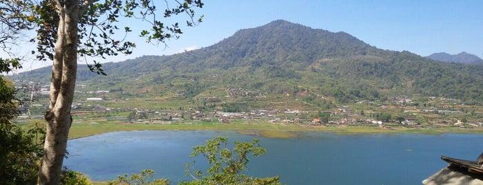 Danau Buyan is one of DENPASAR - BALI.