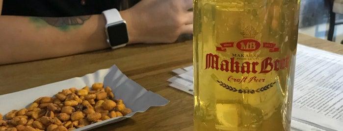 Makar Beer/Craft Beer is one of Posti salvati di Yura.