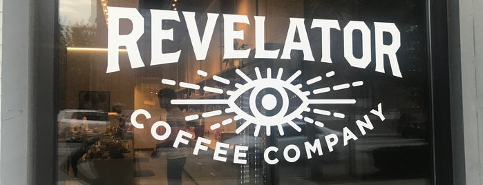Revelator Coffee Company is one of Atlanta: Coffee.