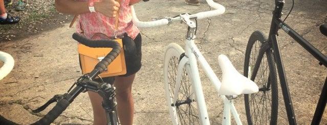Atlanta Bicycle Barn is one of atlanta.