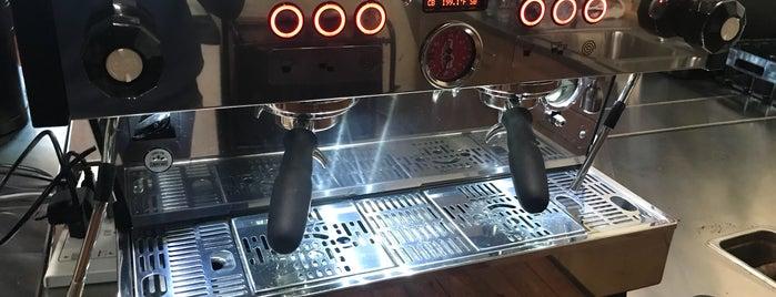 Counter Culture Coffee Atlanta is one of Lugares guardados de Hadrian.