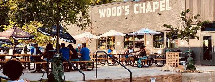 Wood's Chapel BBQ is one of ATLANTA_ME List.