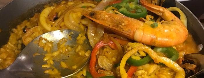 Restaurante Varanda is one of สถานที่ที่ Jimena ถูกใจ.