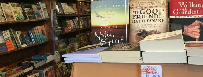 Pilgrim's Way Books is one of Bookshops - US West.
