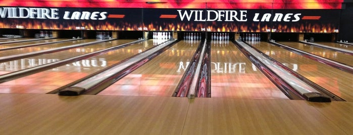 Wildfire Casino & Lanes is one of Nadine's Liked Places.