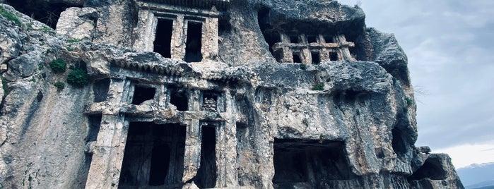 Tlos Antik Kent is one of Tempat yang Disukai 🇹🇷.