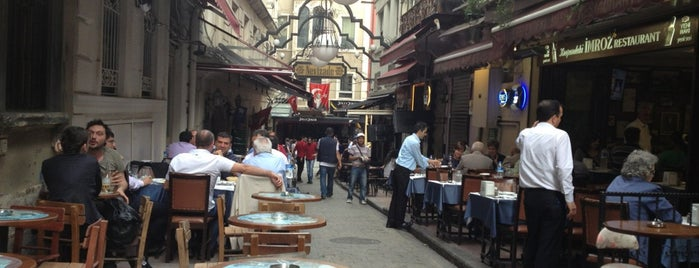 Akdeniz Cafe & Bar is one of Guide to Beyoğlu's best spots.