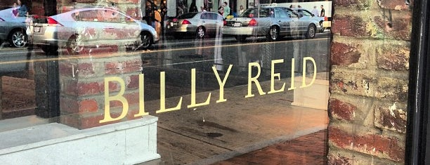 Billy Reid is one of Washington D.C. Racked 38.