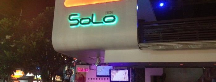 Solo is one of koh Samui.