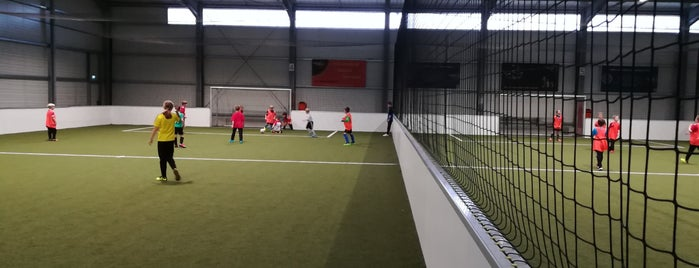 Soccerworld is one of Lieux qui ont plu à Arun.