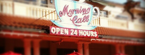 Morning Call is one of New Orleans.