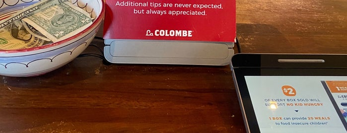 La Colombe Coffee is one of Los Angeles.