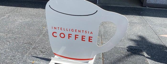 Intelligentsia Coffee is one of Orte, die Julia gefallen.