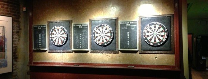 5 Best Dart Bars in NYC