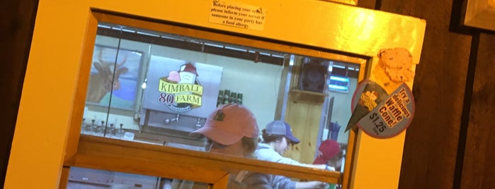 Kimball Farm Ice Cream Stand is one of Kapilさんの保存済みスポット.