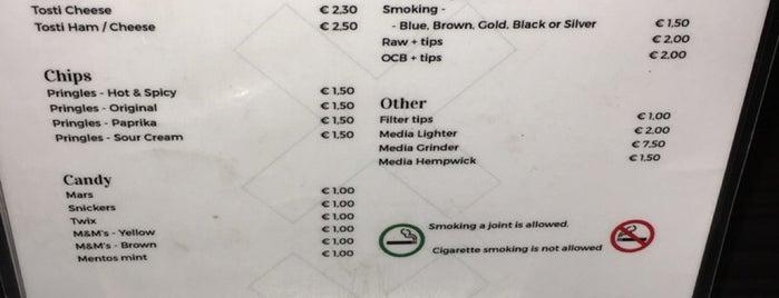 Club Media is one of Amsterdam Coffeeshops 1 of 2.