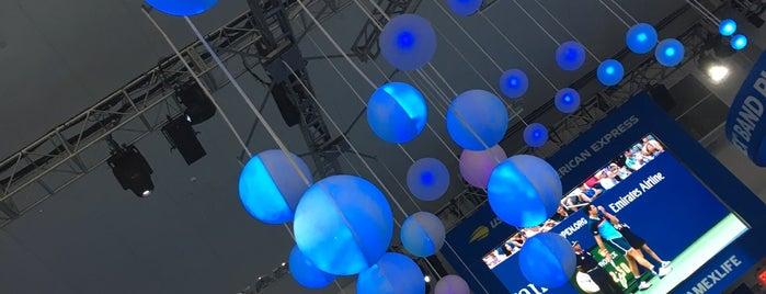 US Open Amex Fan Experience is one of Gespeicherte Orte von Pino.