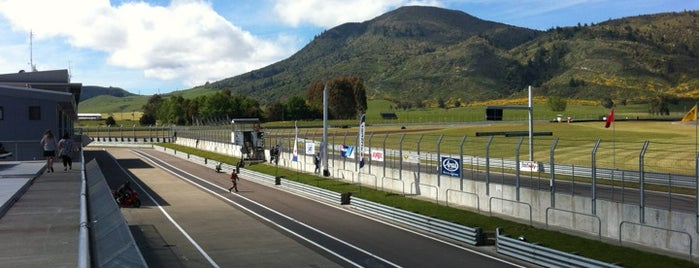 Taupo Motorsport Park is one of Bucket List for Gearheads.