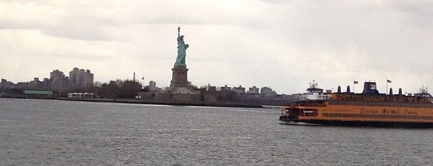 Staten Island Ferry Boat - John J. Marchi is one of Big Apple Venues.