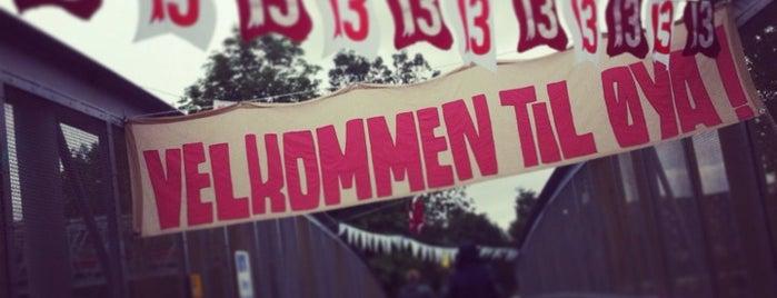 Øyafestivalen is one of Posti che sono piaciuti a Lizza.