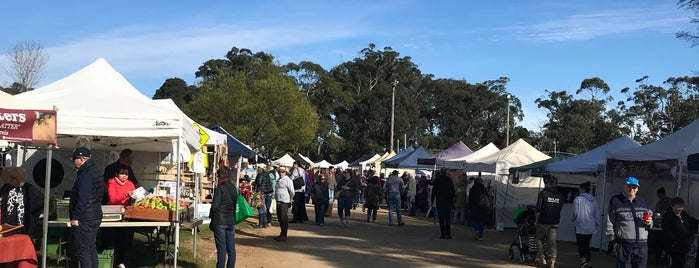 Red Hill Market is one of Visit Victoria.