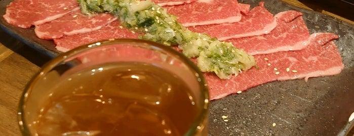 乾杯燒肉居酒屋 Kanpai Yakiniku is one of Posti che sono piaciuti a Ian.