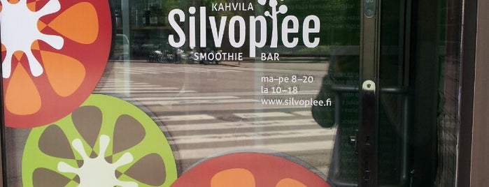 Silvoplee is one of Helsinki Maybe.