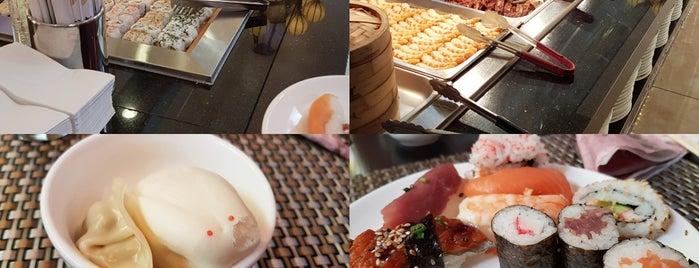 Wok Sushi Star is one of Orte, die Lia gefallen.