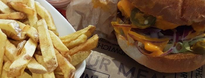 Burgers Bar is one of Wien.