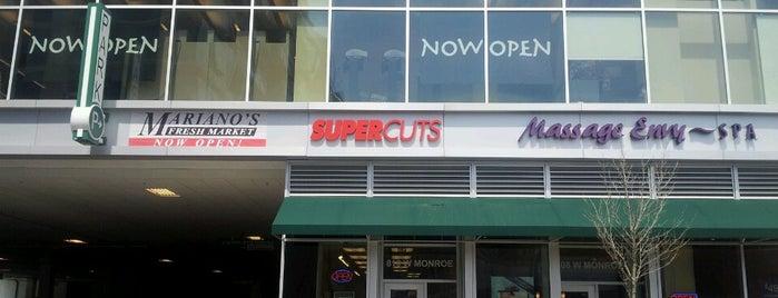 Supercuts is one of Locais curtidos por Jeff.