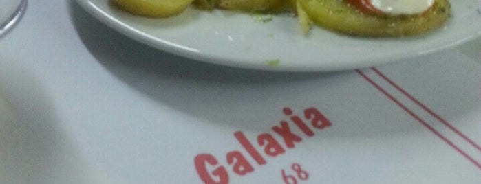 Bar-Restaurant Galaxia is one of De Tapa en Tapa (Terrassa).