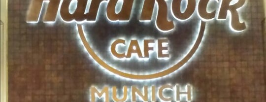 Hard Rock Cafe Munich is one of Munich Social.