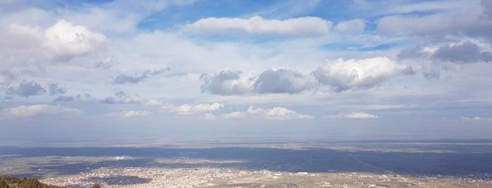 Ekrem Çavdar Yamaç Paraşütü Tepesi is one of Akşehir.