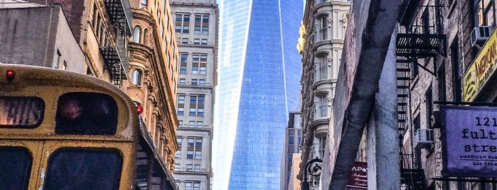 Fulton Street is one of new york.