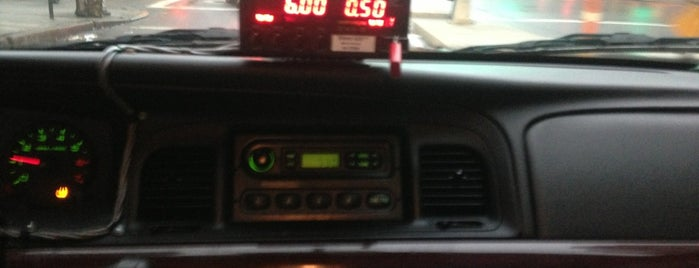 NYC Taxi Cab is one of Favorite Tips III.