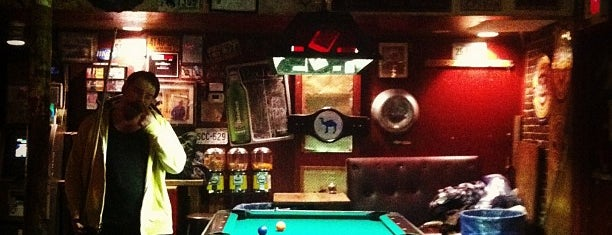 Doc Holliday's is one of Manhattan Bars to Check Out.