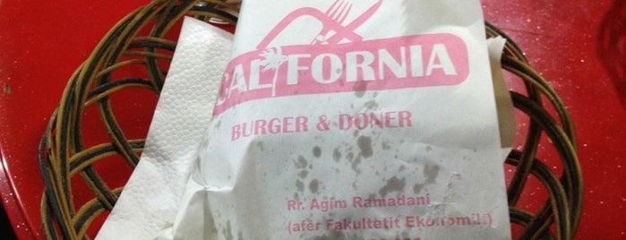 Burger California is one of Posti che sono piaciuti a Alban.