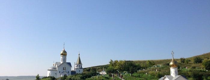 Свято-троицкий мужской монастырь is one of Russia10.