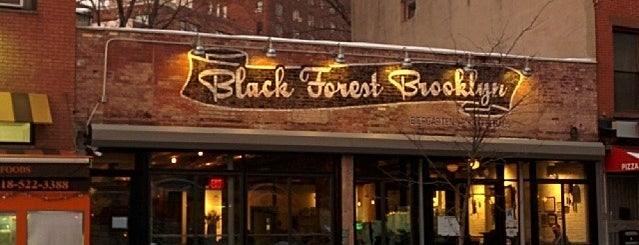 Black Forest Brooklyn is one of New Beer Spots in NYC.